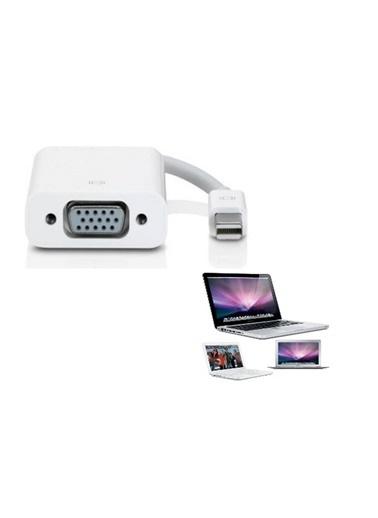 Mcstorey Apple MacBook Pro Air Retina Mini Display Port dönüştürücü VGA çıkış Renkli